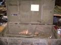 U.S. Army WWII SCR-625-H Mine Detector Box (empty)