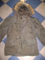 U.S. Military Extreme Cold Weather Parka (N-3B/real fur)