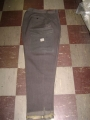 Swedish Military Wool Whipcord Cargo Pants - Used