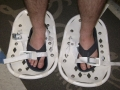 U.S. Military Lightweight PVC Snowshoes