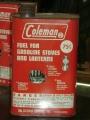 Vintage Coleman Fuel Can