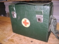 Bulgarian Medical First Aid Kit (empty)