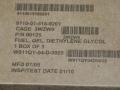 U.S. Military Fuel Gel (Diethylene Glycol)