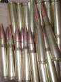 U.S. Military .50 cal Dummy Shells