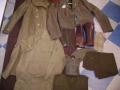 U.S. Army WWII Wool Uniform (vintage)