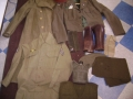 U.S. Army WWII Wool Uniform (vintage)