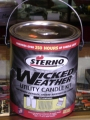 Sterno Brand Wicked Weather Utility Candle Kit