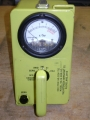 Civil Defense Radiological Survey Meter V-715