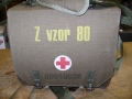 Czech Military Field Medics Kit