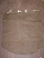 East German Military Double Strap Duffle Bag