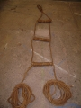 Vintage Rope Ladder