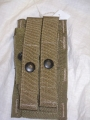U.S. Military 9mm Magazine Pouch (2 clips)