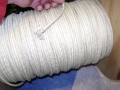 Industrial .25' Cotton Rope