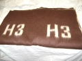 Bulgarian Army Wool Blanket