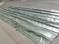 U.S. Military 26′ x 22′ Rubberized Nylon Tarp