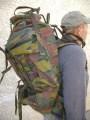 Belgium Army M97 Camo Rucksack