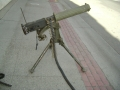WWII British .303 Vickers Machine Gun (demilled)