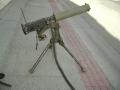 WWII British .303 Vickers Machine Gun (demilled)
