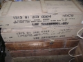 U.S. Military 105mm Wood Boxes