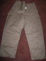 East German Military Insulated Trousers