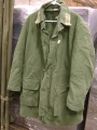 Swedish Military Field Jacket with Liner