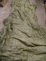 U.S. Military 24′ Reserve Parachute (nylon)
