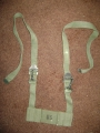 U.S. Military Vietnam Era Field Pack Strap Assembly