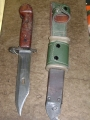AK-47 Bayonet with Sheath