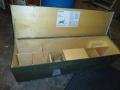 Swedish Military Light Storage Box (empty)