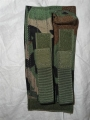 U.S. Military MP5 Double Magazine Pouch