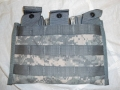 U.S. Army Triple Magazine M-16/AR-15 Pocket (MOLLE II)