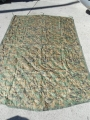 U.S.M.C. Woodland Marpat and Coyote Poncho Liner
