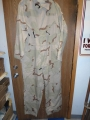 U.S. Military Cold Weather Mechanics Coveralls