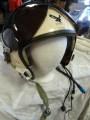 Russian Military Flight Helmet