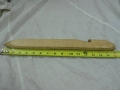 16″ Wood Tent Stake