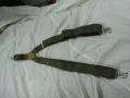 East German Military Suspenders (vintage)