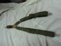 East German Military Suspenders (vintage)