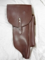 East German Military Leather Pistol Holster