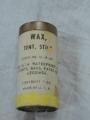 U.S. Military Tent Stick Wax