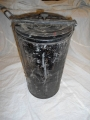 WWII Canadian Army Food Storage Keg