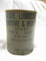 U.S. Army Automotive & Industrial Lubricating Grease