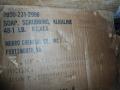U.S. Military Vietnam Era Alkaline Soap