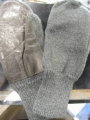Swiss Army Wool Mittens