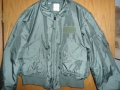 U.S. Military Cold Weather 45/P Flyer's Jacket