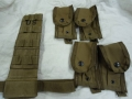 U.S. Marine Corps 9mm Leg Extender with 4 Pouches