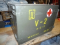 Czech Military Medical Chest (empty)