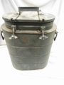 E. German Army Food Storage Containers