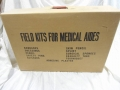 Civil Defense Field Kit For Medical Aides