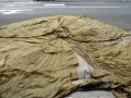 French Army 36′ Nylon Parachute