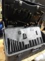 Jensen Tools JTK-97LW Wheelted Case (empty)